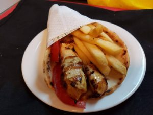 Chicken Souvlaki Lets Meat up Greek Grill